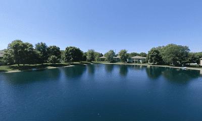 Cedar Lake Apartments, 2