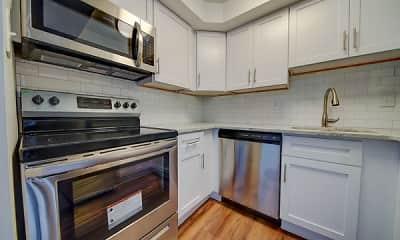 Kitchen, Beacon Pointe, 1