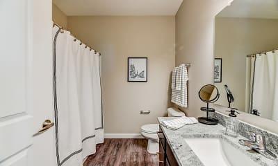 Bathroom, Orange Grand Communities, 2