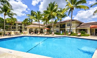Pool, Gables Town Colony, 0