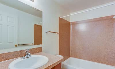 Bathroom, Taybin Terrace, 2