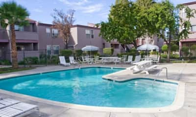 Pool, Park Haven Apartments, 0