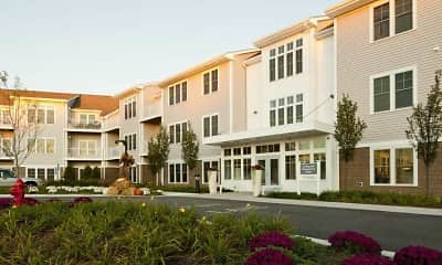 Building, Ocean Shores Apartments, 1