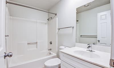 Bathroom, Pondside at Littleton, 2