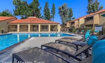 Pool, Terra at Mission Trails, 0