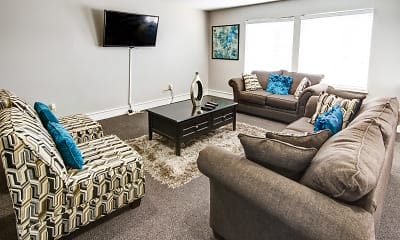 Clubhouse, Country Lake Townhomes, 1