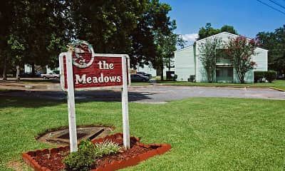 Community Signage, The Meadows Lafayette, 0