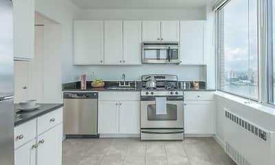 Kitchen, 180 Riverside Boulevard, 2