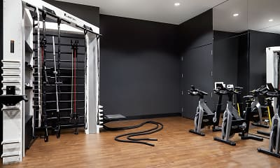 Fitness Weight Room, 7575 Town Center, 1