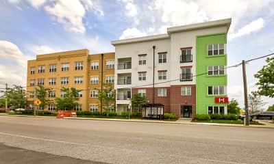 Building, Vanguard Heights, 1