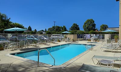 Pool, Huntington Breeze 55+, 2