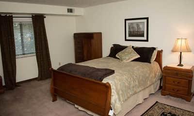 Bedroom, Garfield Manor, 2