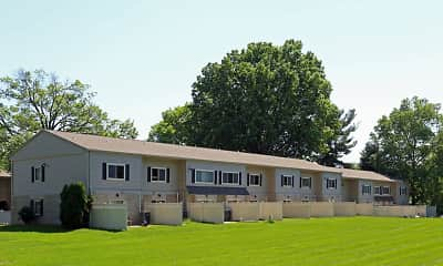Building, Stone Ridge Apartments and Townhomes, 2