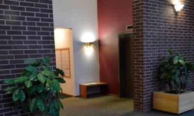 Living Room, The Ridge Apartments, 1