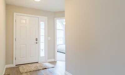 Foyer, Entryway, Woodland Hills, 1