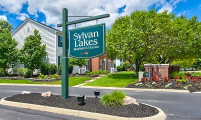 Community Signage, Sylvan Lakes, 2