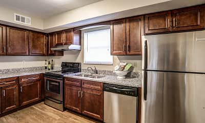 Kitchen, Carriage Hills, 0