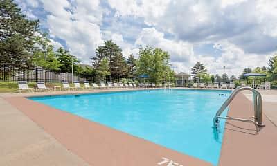 Pool, Liberty Hill, 0