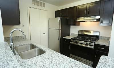 Kitchen, Willow Ridge Apartments, 0