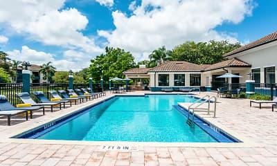 Pool, Vue at 1400, 1