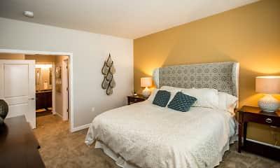 Bedroom, The Lakes of Valparaiso, 2