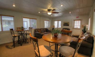 Dining Room, Pine View Village, 2