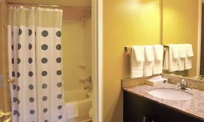 Bathroom, Vivo Greenville, 1