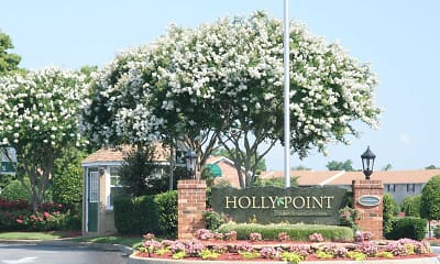 Community Signage, Holly Point, 0