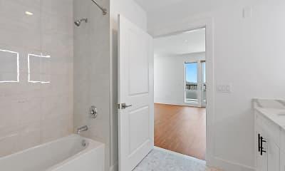 Bathroom, Opus Apartments, 2