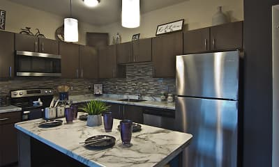 Kitchen, Park West 205, 1
