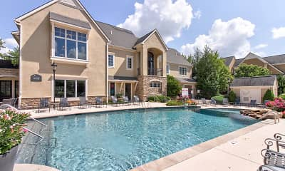Pool, The Mansions at Canyon Creek, 1