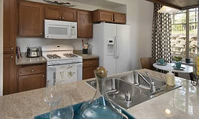 Kitchen, Avalon Oak Creek, 1