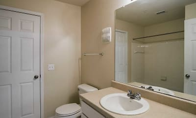 Bathroom, Regency Way, 2