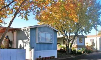 Building, Golden Crest Manufactured Home Community, 0