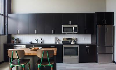 Kitchen, Brim & Crown, 0
