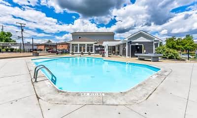 Pool, Heritage Apartments, 1