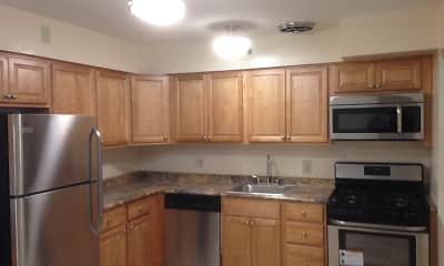 Kitchen, Pompton Hills, 1