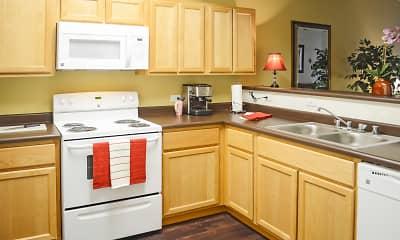 Kitchen, San Isidro Apartment Homes, 1