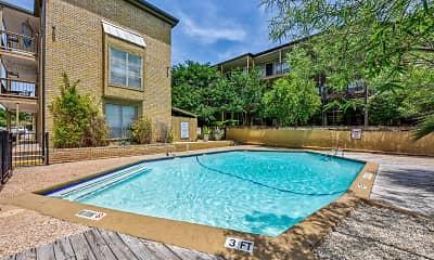Pool, Oak Park, 0