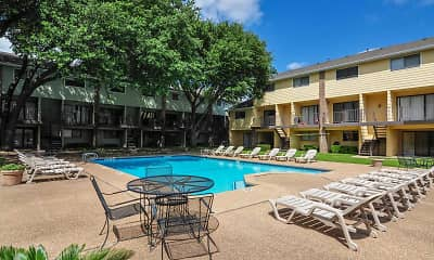 Pool, The Brazos, 1