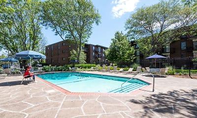 Pool, Quincy Commons, 0