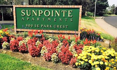 Community Signage, Sunpointe, 0