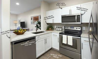 Kitchen, Camden Sierra at Otay Ranch, 0
