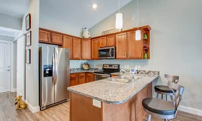 Kitchen, The Colony @ Fallen Timbers, 0