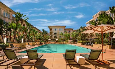 Pool, Villas at Playa Vista - Sausalito, 0