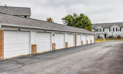 Building, Lakeview Townhomes at Fox Valley, 2