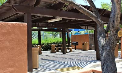Patio / Deck, Lakeside Casitas, 1