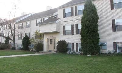 Building, Laurel Hills Apartments, 1