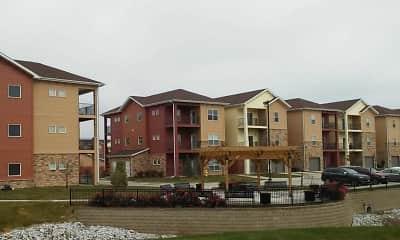 Building, Bella Terra Apartments, 2