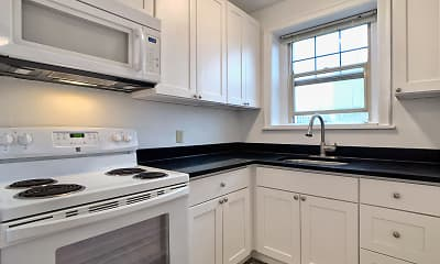 Kitchen, Capitol Building, 0